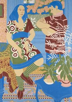 Image result for norman gilbert artist