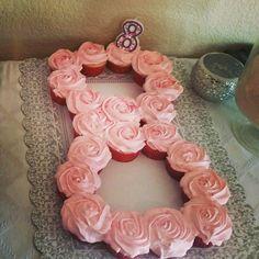 8 year old girl birthday cake
