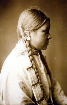 Here for your browsing pleasure is an imposing photo of Cheyenne Belle. It was made in 1904 by Edward S. Curtis.    The illustration documents Half lenghth portrait of a Cheyenne woman, right profile.    We have compiled this collection of photos mainly to serve as a vital educational resource. Contact curator@old-picture.com.