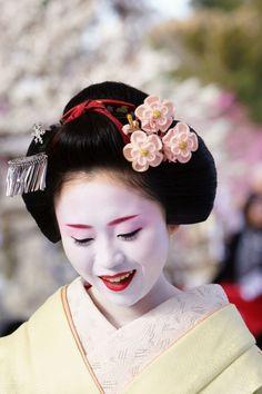 Baikasai 2015: maiko Ichimari