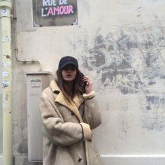 step dad's coat vs boyfriend's cap