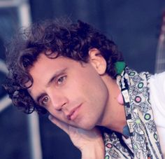Mika by Stephane Le Ru 2010 My Favorite Music, Music Artists, Singer, Celebrities, Hair Styles, Beauty, Deep Thoughts, Babe, Photos