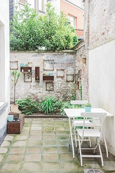 Appunti di casa: Home tour: great casual vintage in Antwerp