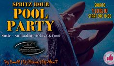 Masseria Casacapanna | Spritz Hour Pool Party http://affariok.blogspot.it/