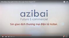 Giải pháp công nghệ Azibai mẫu Logo Clean Elegant 64