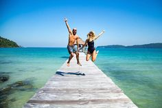 Cambodia offers a beautiful destination known as Koh rong. It is one of the second largest islands of this region and located in the Commune district of Sihanoukville Province. Gulf of Thailand is about 25 km off the coast from the island. As it is the second largest island of the Cambodia region it covers almost 78km2 large area from which more than half of the island was covered with beautiful coastline and beaches.