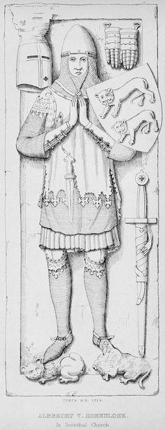Albrecht von Hohenlohe (1338)