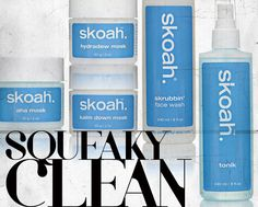 Products & Treatments: Skoah Spa Vancouver
