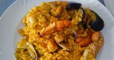 Polenta, Quinoa, Olla Gm G, Risotto, Food To Make, Crockpot, Favorite Recipes, Chicken, Meat