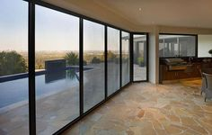 With 25 years of experience Ezy Fit Doors is a leading Australian provider of security screens and security doors in Perth. & Invisi-Gard Hinged and Sliding Doors | granny flat ideas | Pinterest ...