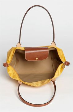 Limited Portable Mini Longchamp 1948 Coin Bags Beige