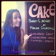 Marissa Churchill, chef, cupcakes  #cupcakes #marissachurchill www.k-mag.gr