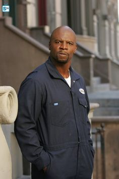 Terry Crews stars as Julius in  EVERYBODY HATES CHRI