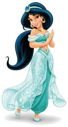princesa jasmine - Buscar con Google