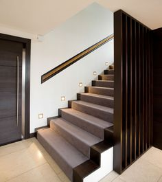 Contemporary Living - Staircase from Herrington Gate