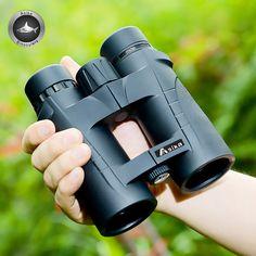 [Visit to Buy] Asika Binocular Telescope Fully Multi-coated Waterproof De Optics Binocular Camping Hiking Tourism Black Industrial Design Sketch, Telescope, Compact, Hunting, Camping, Tourism, Black, Watch, Shopping