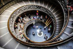 Rome, Vatican Museum #Italy