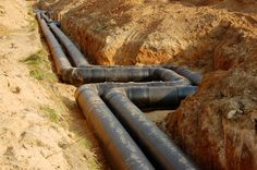 Sewige or supply pipes system. Sewage or supply pipes system, plumbing industry , Modular Homes, Home Insurance, Pipes, Plumbing, Stock Photos, Oil Rig, Cover, Toilets, Image