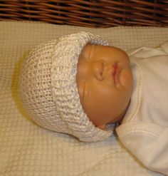 (6) Name: 'Knitting : This is my FREE Preemie Baby Beanie Hat