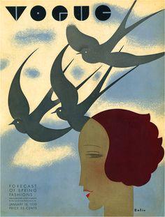 Vogue Cover 1930
