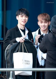 With gon hyung Yg Trainee, X Picture, Sf 9, Hanbin, Treasure Boxes, My Forever, Kpop Boy, My Boys, Boy Groups