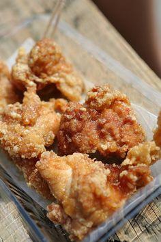 Japanese Fried Chicken|Karaage 唐揚げ