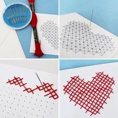 El blog de Dmc: Un San Valentín creativo y hecho a mano