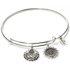 Chrysalis expandable bangle from the Friends and Family Collection  #Chrysalis #ChrysalisBangle #Silver #Friends #Family