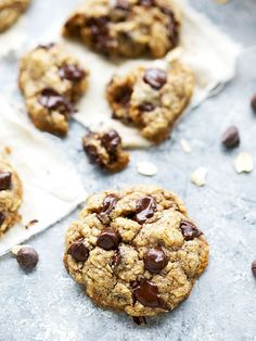 10 Cookies That Are Healthy Enough to Eat for Breakfast via @MyDomaine