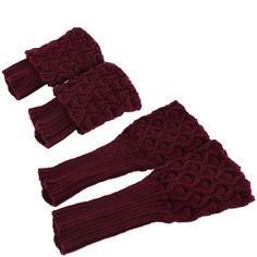 Hot Sale New Women Ladies Crochet Knitted Shell Design Boot Cuffs Toppers Knit Leg Warmers Winter Short Liner Boot Socks Z1 Q1