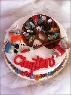 13 Bd Cake Ideas Cake Artist Birthday Birthday Cake