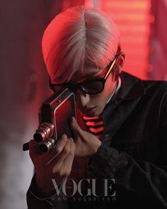 Lee Soo Hyuk - vogue korea:
