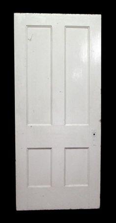 Charmant 4 Vertical Panel Door