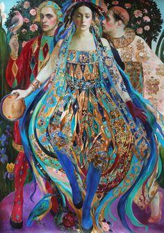 anachronisticfairytales: Olga Suvorova