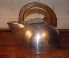 PICQUOT WARE Original 1960s Vintage Retro KETTLE