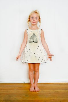 292f6a9858b The Queen Bee Dress size SMALL by CauliflowerKids on Etsy Cute Outfits For  Kids