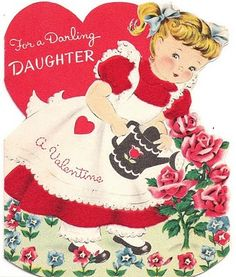 21 best daughter valentines images on pinterest valantine for a darling daughter m4hsunfo