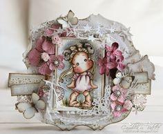 Cards by Camilla: Savannah 3 år ♥
