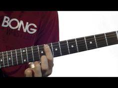 Brown Sugar Guitar Lesson - YouTube