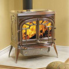 Napoleon 1600C Cast Iron Wood Burning Stove