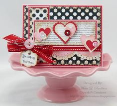 Happy Valentine's Day! by Westies - Cards and Paper Crafts at Splitcoaststampers