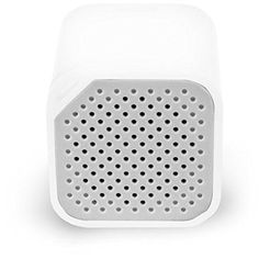 Groove Cube Portable Wireless Rechargeable Bluetooth Mini Speaker System, White (Certified Refurbished). This Certified Refurbished product is tested and certified to look and work like new. The refurbishing process includes functionality testing, basic cleaning, inspection, and repackaging. The product ships with all relevant accessories, a minimum 90-day warranty, and may arrive in a generic box. Only select sellers who maintain a high performance bar may offer Certified Refurbished...