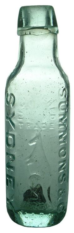 Auction 26 Preview | 158 | Summons Sydney Kangaroo Lamont Bottle