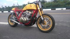 Find This Pin And More On Cb750f Cafe Racer By Vi Tu Nguyen