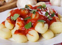 Receita de Nhoque de Batatas