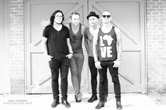 My favorite band ! The Parlotones Soul Songs, Feed Your Soul, Music Is Life, Band, Studio, My Love, People, Staging, Sash