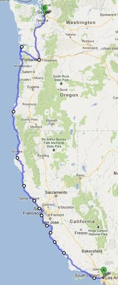 USA road trip. The United States is certainly one of the most drivable nations worldwide. Interstates connect every key city, even making a lot of Alaska available for a person with fuel in their automobile. When it comes to the cities in the USA, each is different.