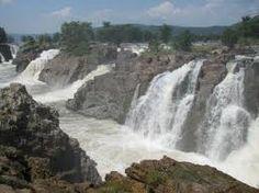 Hogenakkal Watervallen