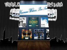 Who Need Beats? Virtual City Radio Host DJ Yvonne Wilcox