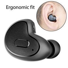 Avantree Apico Mini Bluetooth 4.1 Ohrstöpsel, Kein Mikrofon, Ultra-kleiner Wireless In-Ear Headset Ohrhörer, Bequemer sitz, Diskret für Podcast, Audiobooks, GPS, Musik, etc.  Avantree Apico Mini Bluetooth 4.1 Ohrstöpsel, Kein Mikrofon, Ultra-kleiner Wireless In-Ear Headset Ohrhörer, Bequemer sitz, Diskret für Podcast, Audiobooks, GPS, Musik, etc. https://www.amazon.de/dp/B01E6HC906/ref=cm_sw_r_cp_apa_PTQWxbNKZBQW3